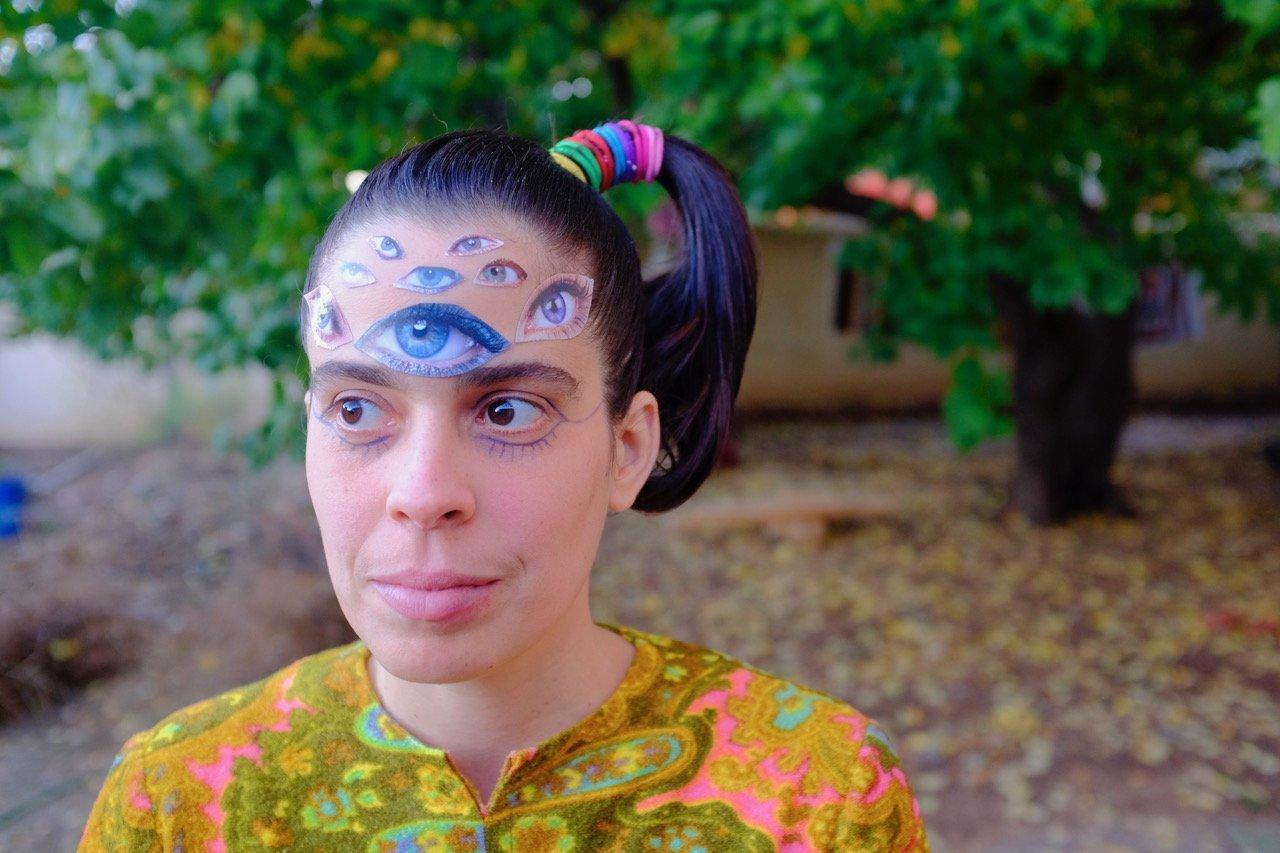 Yani Monzón portrait